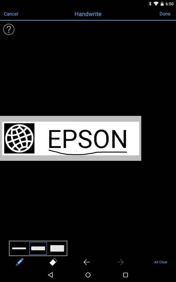 Epson iLabel screenshot 15