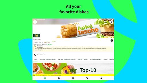 mjam.at - Order Food Online screenshot 9