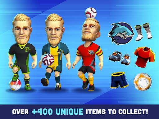 Mini Football - Mobile Soccer screenshot 12
