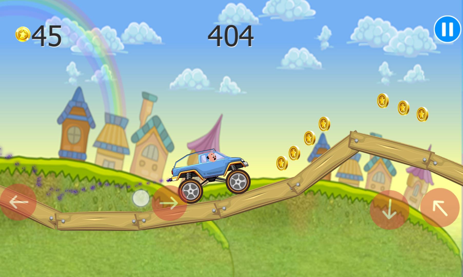 Motu Racing: Hill climb truck race patlu 10 screenshot 2