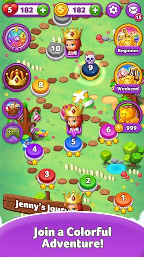 Lollipop: Sweet Taste Match 3 screenshot 7