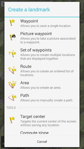 All-In-One Offline Maps स्क्रीनशॉट 6