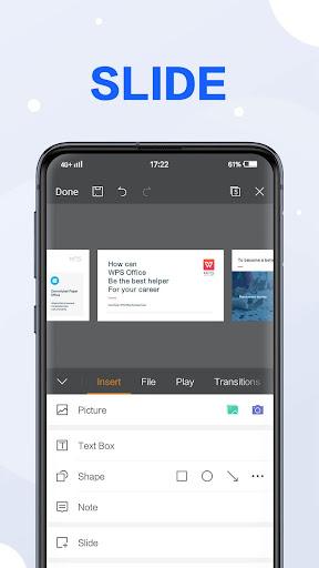 WPS Office Lite screenshot 5