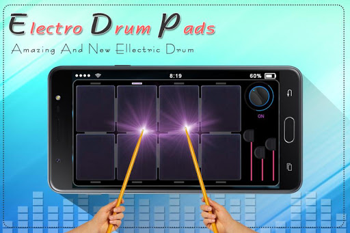 Electro Music Drum Pads: Real Drums Music Game screenshot 3