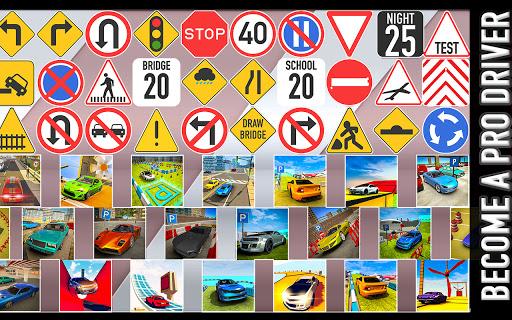 Car Driving School 2020: Real Driving Academy Test screenshot 7