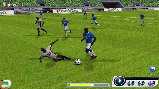 Football League Dunia screenshot 6
