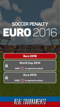 Penalty Shootout for Euro 2016 5 تصوير الشاشة