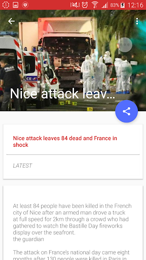 Zimbabwe Newsstand 5 تصوير الشاشة