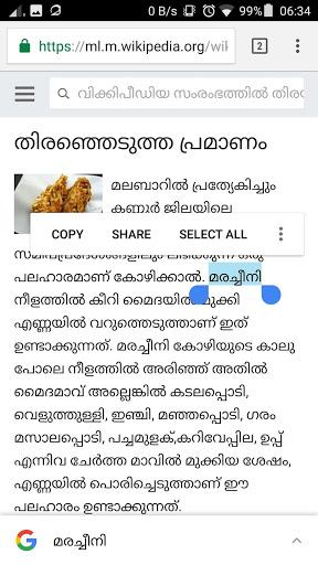 Malayalam Dictionary Ultimate screenshot 1