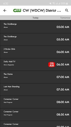 TV USA Free TV Listing Guide 3 تصوير الشاشة