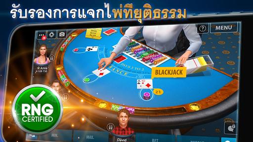 แบล็คแจ็ค 21: Blackjackist screenshot 1