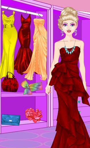 Princess Spa Salon Dress up screenshot 3