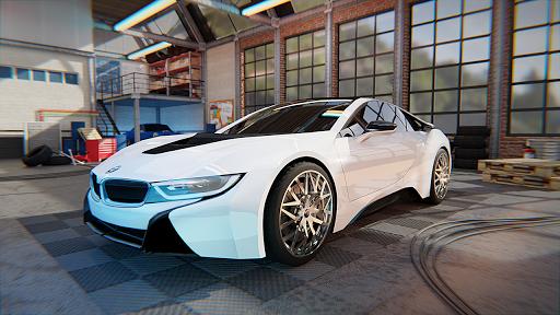 Drive for Speed: Simulator 1 تصوير الشاشة