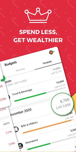 Money Lover: Expense Manager & Budget Tracker 3 تصوير الشاشة