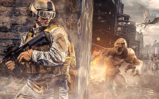 ZOMBIE Beyond Terror: FPS Survival Shooting Games screenshot 17