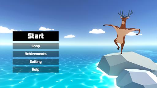 Deer Simulator 2 Game - Hero Gangster Crime City screenshot 6