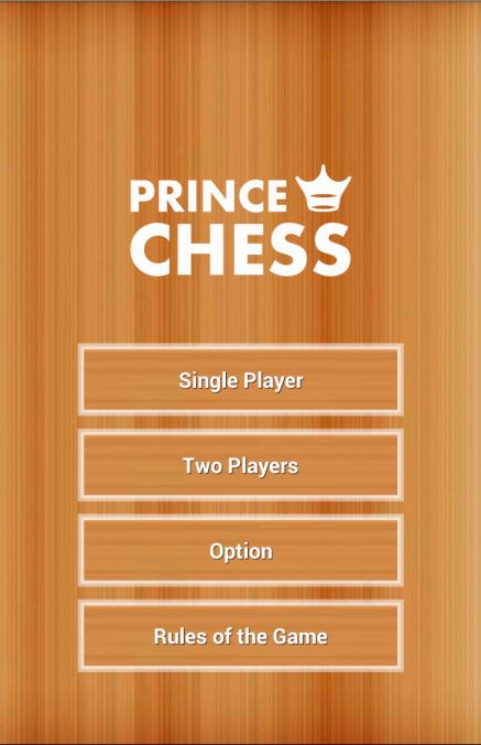 Prince Chess screenshot 1