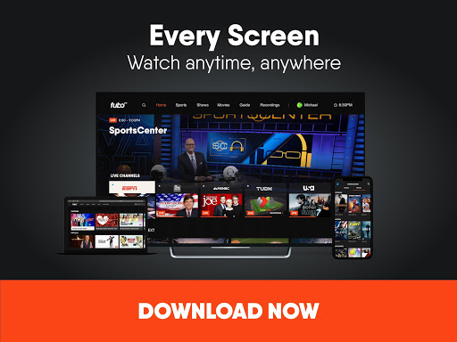 fuboTV: Watch Live Sports, TV Shows, Movies & News 14 تصوير الشاشة