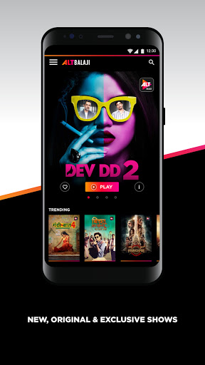 ALTBalaji - Watch Web Series, Originals & Movies 1 تصوير الشاشة