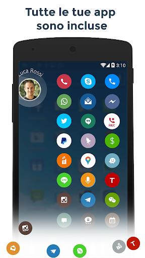 Contatti & Telefono - drupe screenshot 6