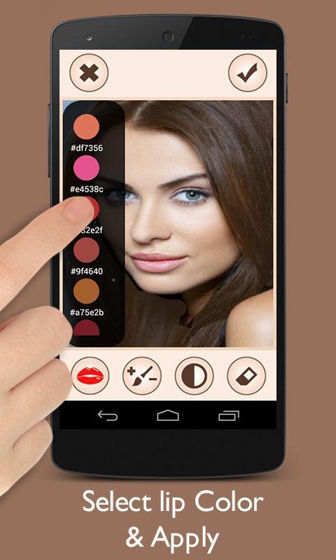 Face Make-Up Artist screenshot 4