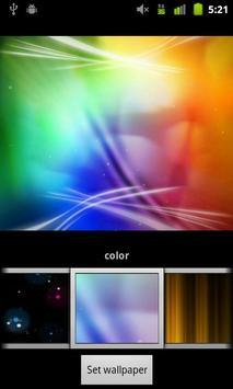 HTC EVO3D Stock Wallpapers screenshot 2