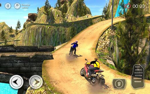 Offroad Bike Racing screenshot 1