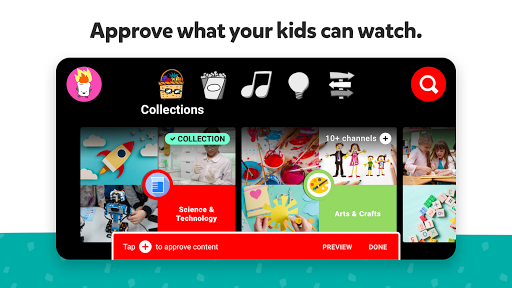 YouTube Kids screenshot 4