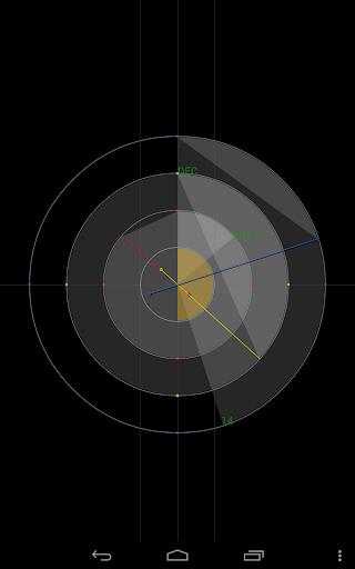 ReGular Clock Live Wallpaper 3 تصوير الشاشة