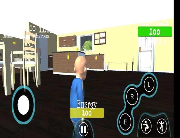 Angry Granny  Simulator fun game स्क्रीनशॉट 1