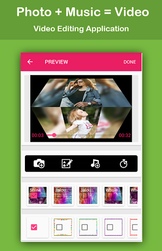 Video Maker with Photo and Music screenshot 4