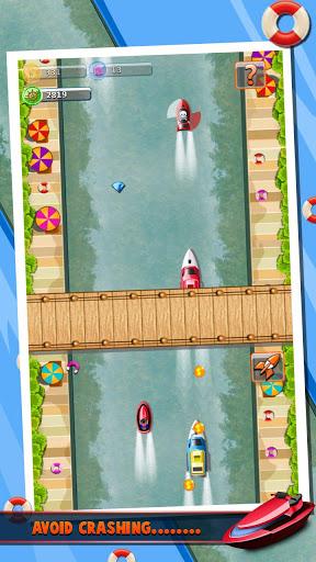 Crazy Boat Racing screenshot 2
