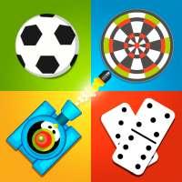 ألعاب الحزب: 2 3 4 ألعاب على الإنترنت وغير متصل on 9Apps