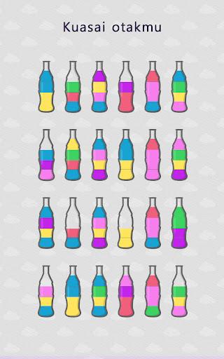 Water Sort Puz: Game Menyortir Puzzle Warna Cair screenshot 3