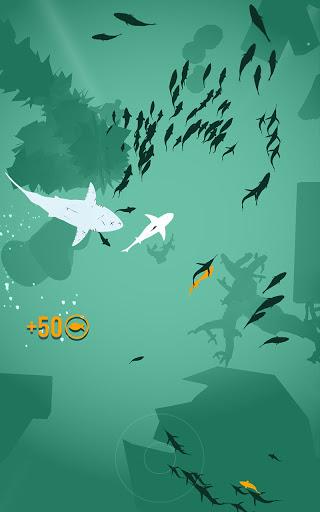 Shoal of fish screenshot 1