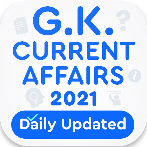 GK & Current Affairs 2021, Railway, SSC, IBPS icon