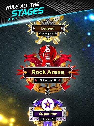 Guitar Band Battle 9 تصوير الشاشة