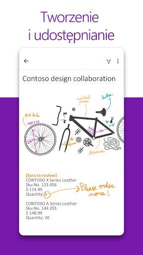 Microsoft OneNote: zapisz pomysły, organizuj notki screenshot 4