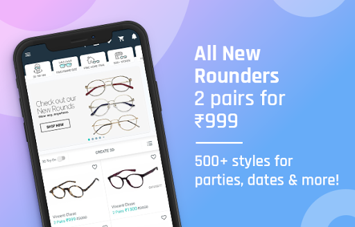 Lenskart: Eyeglasses, Sunglasses, Contact Lens App скриншот 7