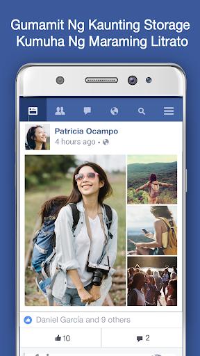 Facebook Lite screenshot 4