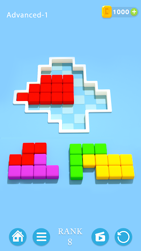 Puzzledom - classic puzzles all in one screenshot 1