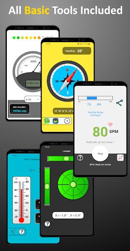 All tools screenshot 8