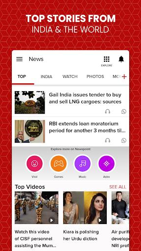 India News, Latest News App, Live News Headlines स्क्रीनशॉट 1