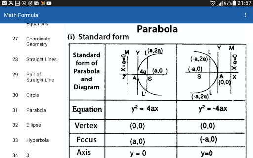 Math Formula for 11th 12th screenshot 7