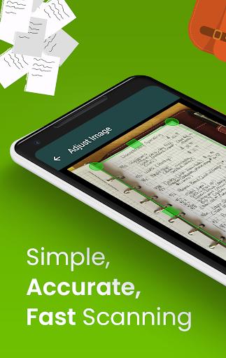 Clear Scanner: Free PDF Scans screenshot 1