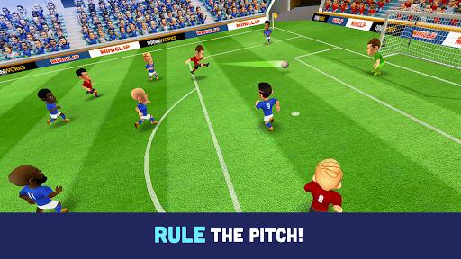 Mini Football - Mobile Soccer screenshot 2