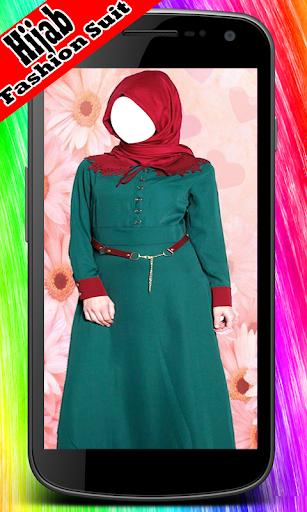 Hijab Fashion Suit 2016 4 تصوير الشاشة