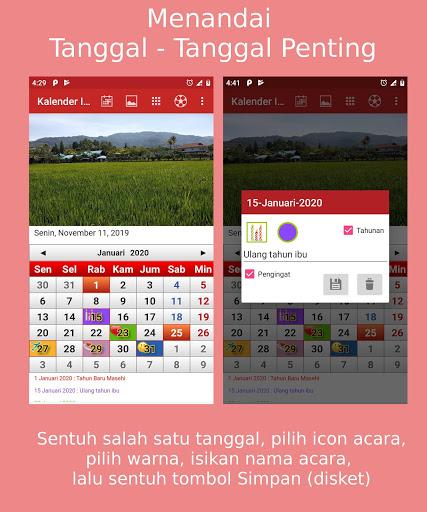 Kalender Indonesia screenshot 6