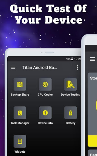 Titan Booster - Instantly Speed Up Your Phone screenshot 14