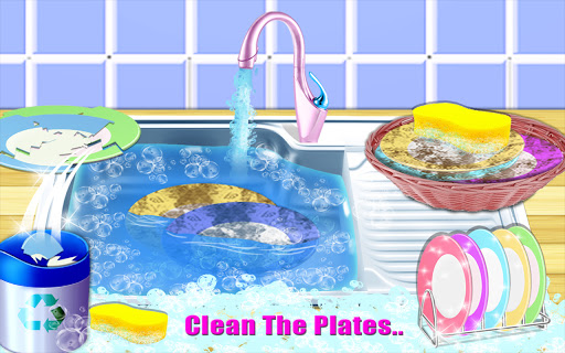 House Cleaning - Home Cleanup Girls Game screenshot 19